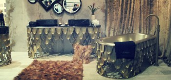 Luxury Bathroom Trends at iSaloni 2015