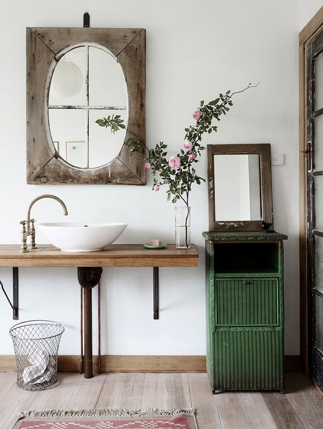 Latest design news vintage bathroom design ideas news - Objetos de decoracion vintage ...