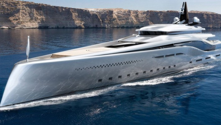 TOP 10 SUPERYACHT CONCEPTS FOR THE FUTURE  TOP 10 SUPERYACHT CONCEPTS FOR THE FUTURE 10