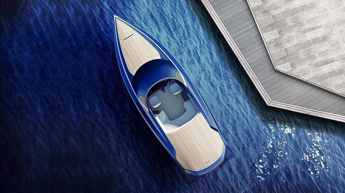 Aston Martin Luxury Yacht by Quintessence  Aston Martin Luxury Yacht by Quintenssence 14