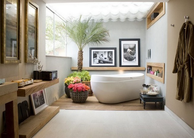 Top Spring Bathroom Trends 2015 bathroom trends 2015 Top Spring Bathroom Trends 2015 20 Spring Bathroom Trends 2015 12