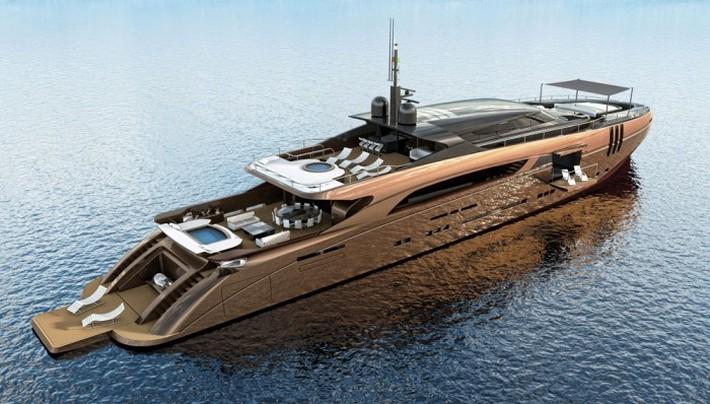 TOP 10 SUPERYACHT CONCEPTS FOR THE FUTURE  TOP 10 SUPERYACHT CONCEPTS FOR THE FUTURE 3