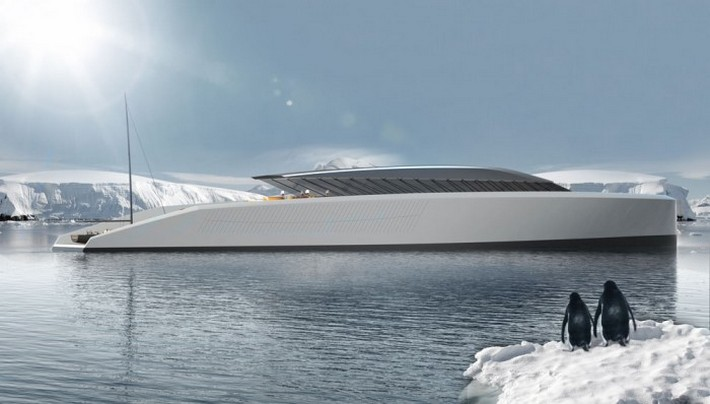 TOP 10 SUPERYACHT CONCEPTS FOR THE FUTURE  TOP 10 SUPERYACHT CONCEPTS FOR THE FUTURE 4