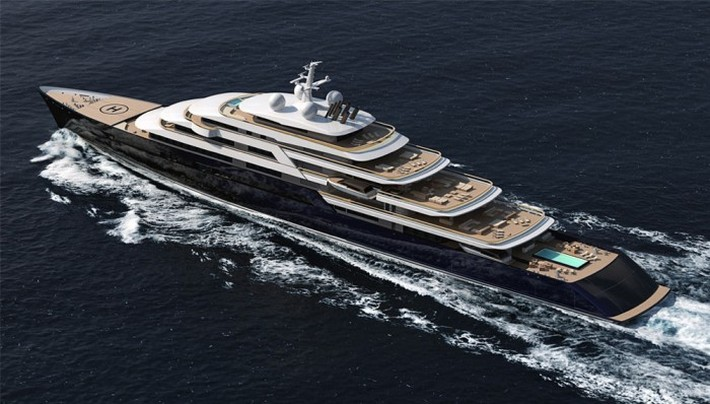 TOP 10 SUPERYACHT CONCEPTS FOR THE FUTURE  TOP 10 SUPERYACHT CONCEPTS FOR THE FUTURE 5