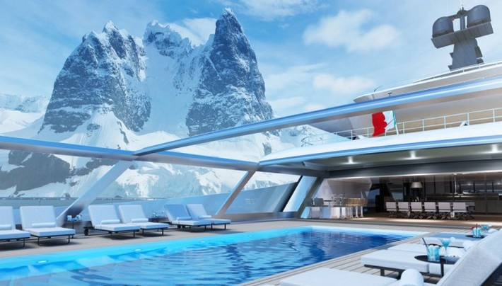 TOP 10 SUPERYACHT CONCEPTS FOR THE FUTURE  TOP 10 SUPERYACHT CONCEPTS FOR THE FUTURE 6