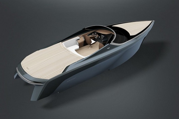 Aston Martin Luxury Yacht by Quintenssence | News and ...