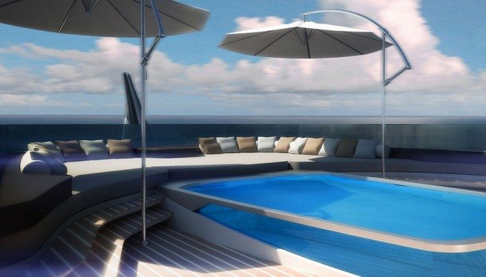 TOP 10 SUPERYACHT CONCEPTS FOR THE FUTURE  TOP 10 SUPERYACHT CONCEPTS FOR THE FUTURE 8
