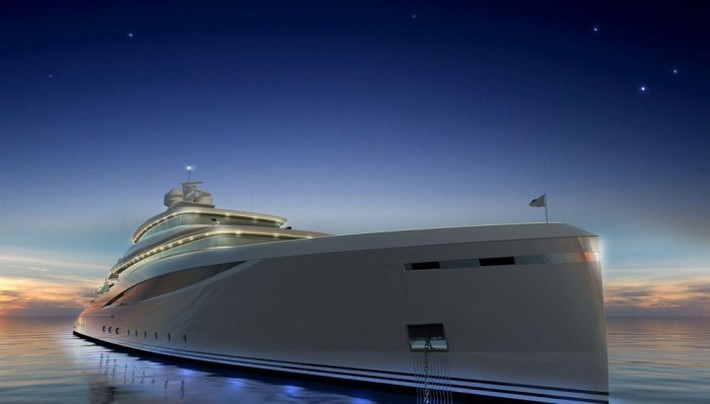 TOP 10 SUPERYACHT CONCEPTS FOR THE FUTURE  TOP 10 SUPERYACHT CONCEPTS FOR THE FUTURE 9