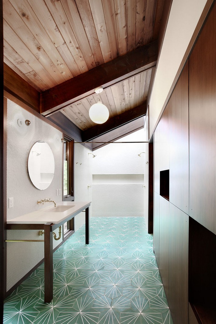 Bold bathroom design statements news and events by for Show home bathrooms