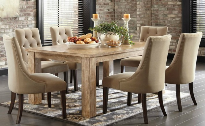 today design news: tufted chairs for dining rooms – news and