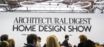 AD Show 2015 with Luxury Bathroom Pieces