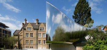 Oxford Architecture Project by Zaha Hadid