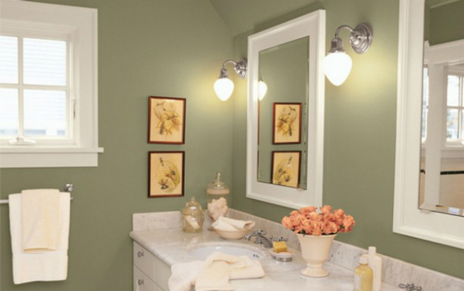 Top Spring Bathroom Trends 2015