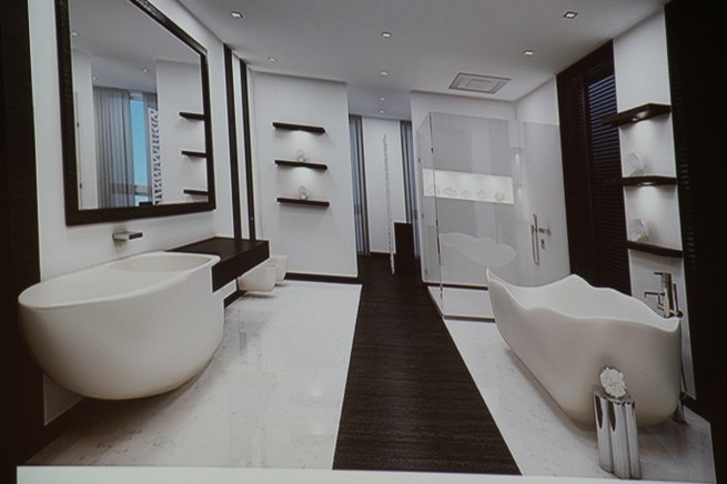 The Bathroom S Evolution By Kelly Hoppen News And Events By Maison Valentina Luxury Bathrooms