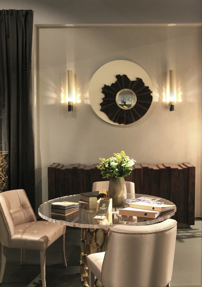 Luxury Design News Stylish Dining Room Buffet Ideas News And Events By Maison Valentina