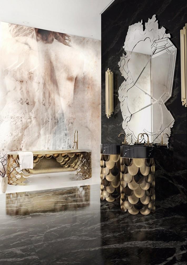 Maison Valentina bathroom design brands Top Bathroom Design Brands at iSaloni 2015 koi bathtubs maison valentina 1 HR