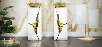 Hot Contemporary Bathroom Ideas