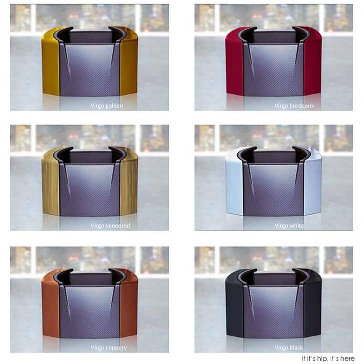 Modern Bathroom Bathtubs by Corcel  Modern Bathroom Bathtubs by Corcel Virgo tub colors IIHIH