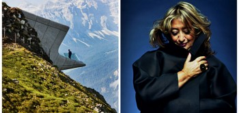 Art Projects: Zaha Hadid's Alpine Mountain Museum