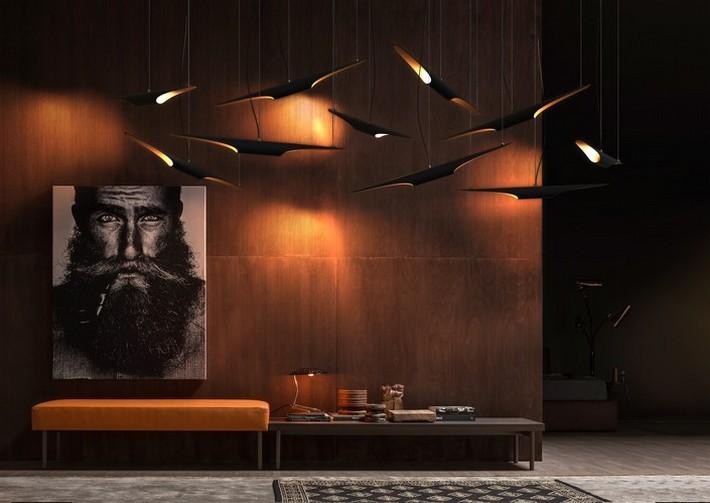 Contemporary Lighting Design At Mo