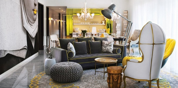 Top 10 Interior Designers, interior designers, decoration, interior design, maison valentina, design inspiration  The World's Top 10 Interior Designers 27