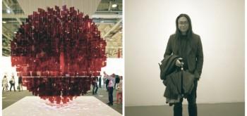FRESH DESIGN NEWS: RIRKRIT TIRAVANIJA ART INSTALLATION