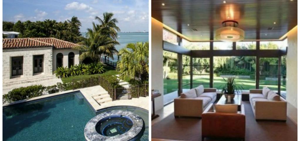 Celebrity House Matt Damon S Mansion In Pacific Palisades