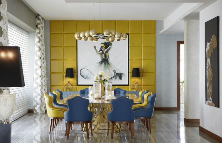 Nikki b interiors nominated for the international design for International decor uae