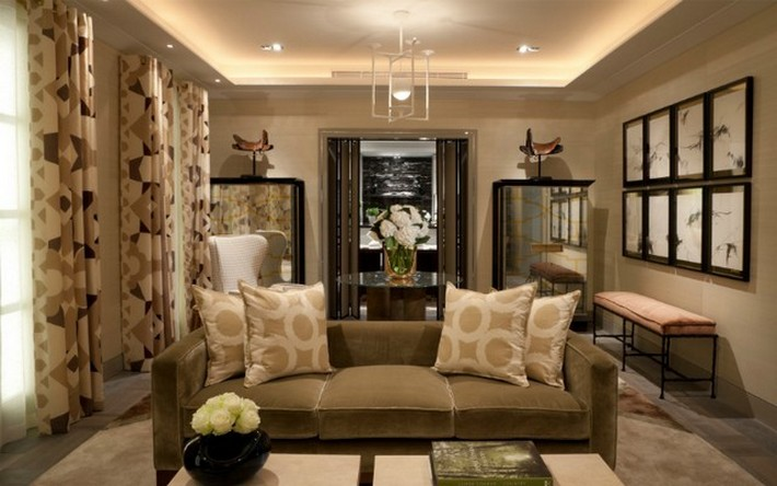 Top london interior designer david collins news and events by maison valentina luxury bathrooms for Best interior designers london