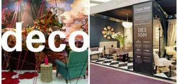 DECOREX 2015 WITH TOP INTERIOR DESIGNER STAFFAN TOLLGARD