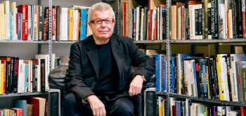 Roca London Gallery with the presence of Daniel Libeskind