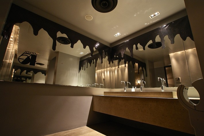 Exclusive Bathroom Halloween Decorating Ideas  Exclusive 25 Bathroom Halloween Decorating Ideas The Addiction Bathroom