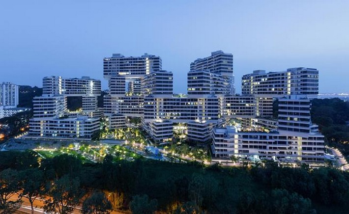THE INTERLACE, SINGAPORE - THE WORLD BUILDING OF THE YEAR WINNER  THE INTERLACE, SINGAPORE - WORLD BUILDING OF THE YEAR WINNER The World Building Of The Year Winner The Interlace Singapore architecture news