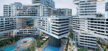 THE INTERLACE, SINGAPORE - THE WORLD BUILDING OF THE YEAR WINNER