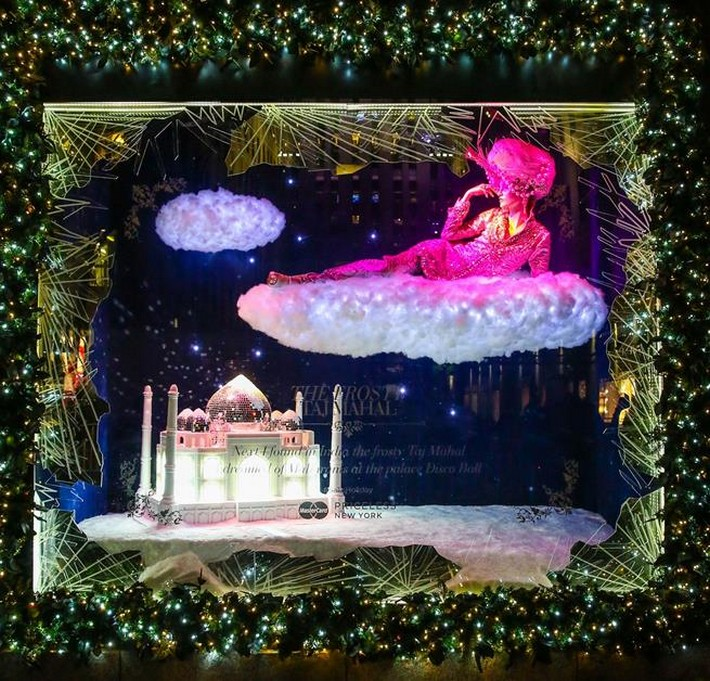 BEST HOLIDAY WINDOW DISPLAYS 2015 IN NYC