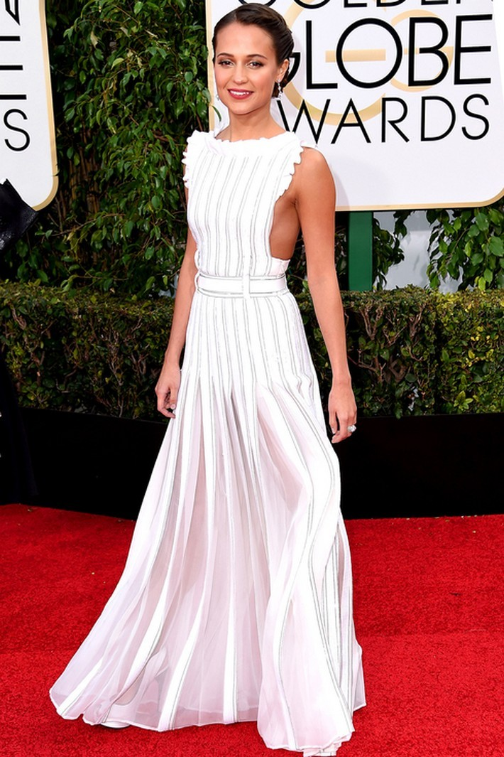 Best dresses at the red carpet of the 2016 golden globes news and events by maison valentina - Dresses from the red carpet ...