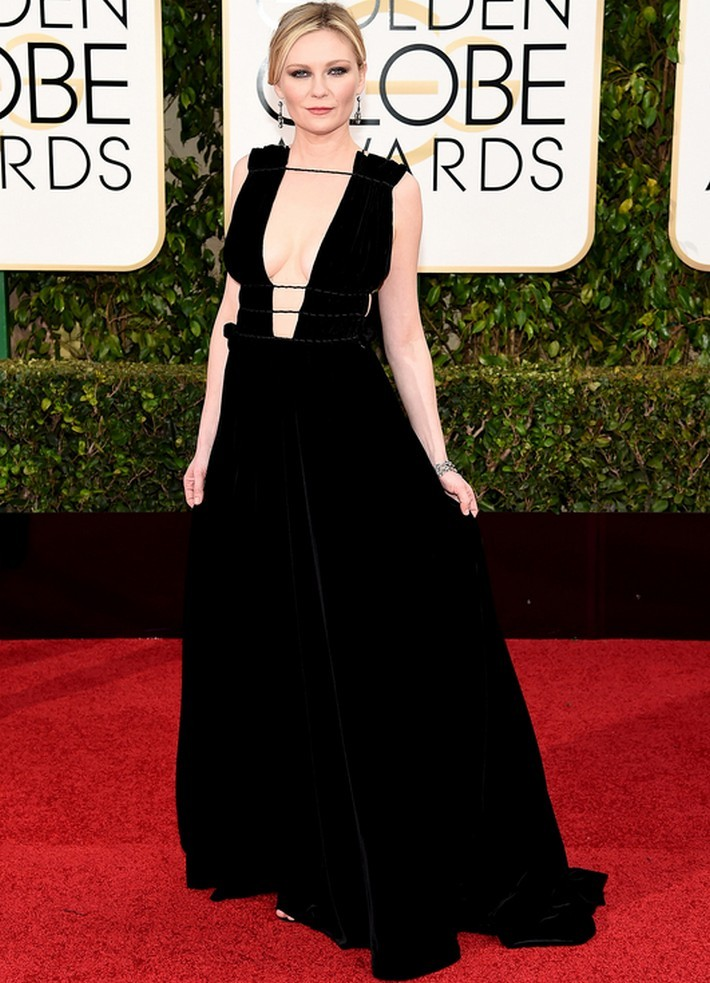 Best Dresses At The Red Carpet Of 2016 Golden Globes