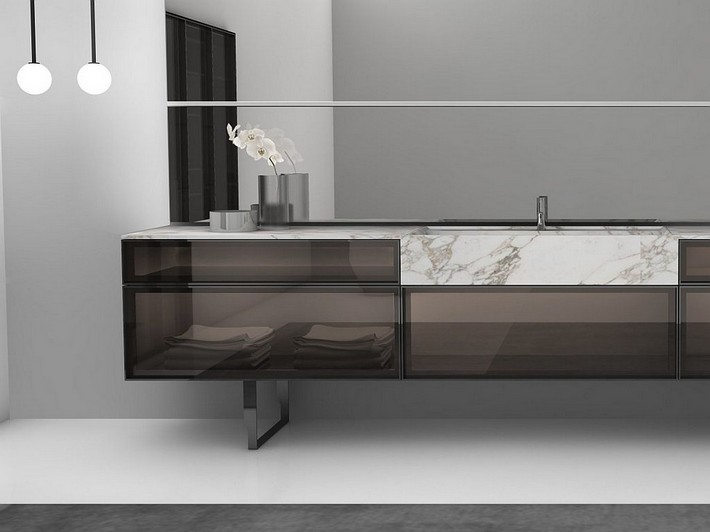 Salone del bagno 2016 preview antonio lupi new bathroom - Mobile del bagno ...
