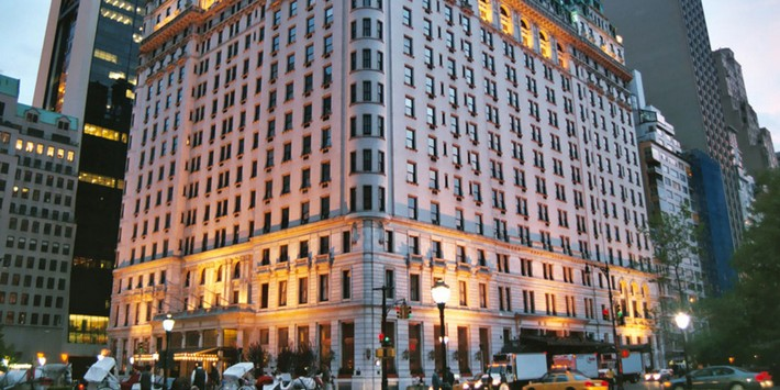 Top Luxury Hotels in Central Park NYC The Plaza central park Top Luxury Hotels in Central Park NYC The Plaza New York