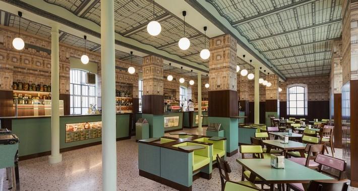 Exclusive milan bars to visit during milan design week for Places to go in milan