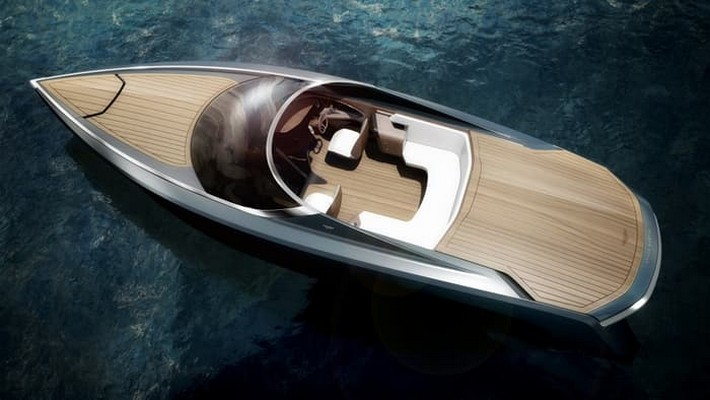 Aston Martin Unveils the Creative AM37 Power Boat 3 aston martin Aston Martin Unveils the Creative AM37 Power Boat Aston Martin Unveils the Creative AM37 Power Boat 3