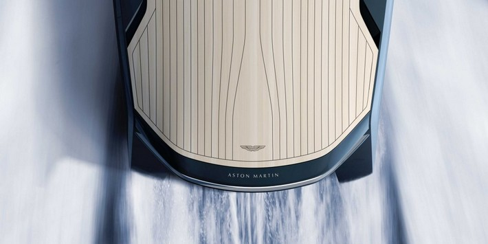 Aston Martin Unveils the Creative AM37 Power Boat 5 aston martin Aston Martin Unveils the Creative AM37 Power Boat Aston Martin Unveils the Creative AM37 Power Boat 5