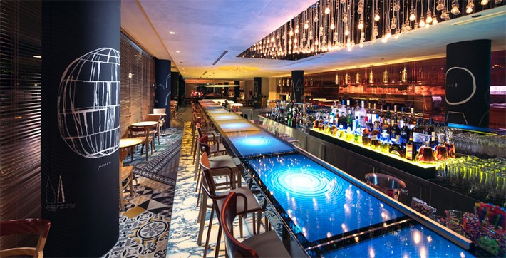 Take a look Inside the new M Social Singapore  philippe starck Take a look Inside the new M Social Singapore by Philippe Starck Take a look Inside the new M Social Singapore by Philippe Starck 7