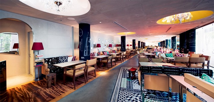 Take a look Inside the new M Social Singapore philippe starck Take a look Inside the new M Social Singapore by Philippe Starck Take a look Inside the new M Social Singapore by Philippe Starck 9