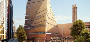 Unveiled The New Tate Modern Extension by Herzog & de Meuron