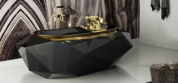 Maison et Objet Paris: Maison Valentina's Sensuous Bathroom Designs