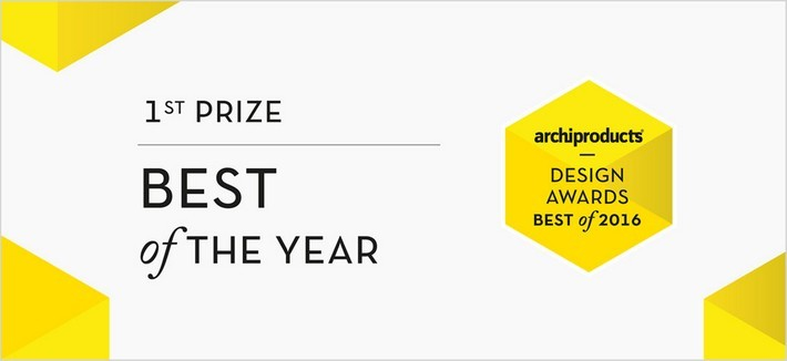 Archiproducts Design Awards 2016 1st_prize Archiproducts Design Awards Archiproducts Design Awards 2016 Archiproducts Design Awards 2016 1st prize