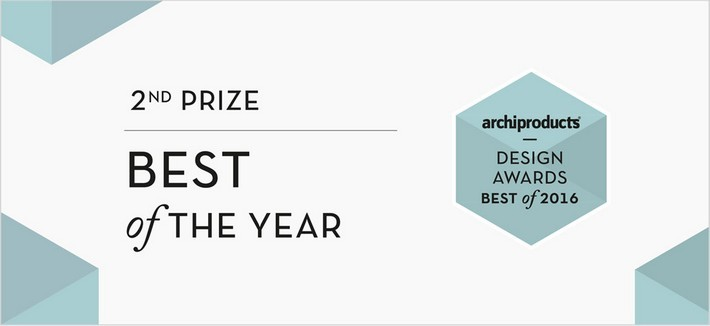 Archiproducts Design Awards 2016 2rd_prize Archiproducts Design Awards Archiproducts Design Awards 2016 Archiproducts Design Awards 2016 2rd prize