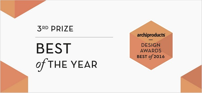 Archiproducts Design Awards 2016 3rd_prize Archiproducts Design Awards Archiproducts Design Awards 2016 Archiproducts Design Awards 2016 3rd prize