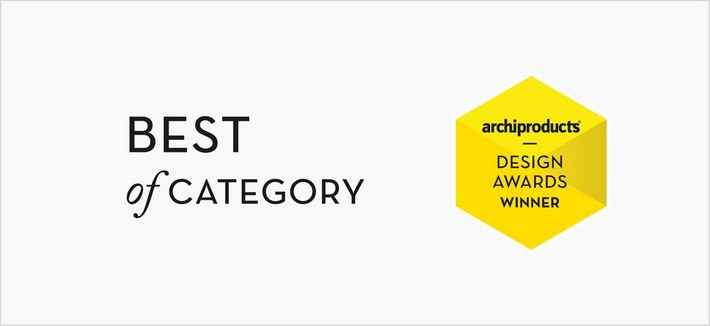 Archiproducts Design Awards 2016 Archiproducts Design Awards Archiproducts Design Awards 2016 Best Category